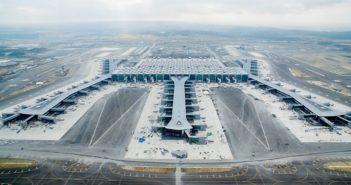 """Istanbul: Der grösste Flughafen der Welt befindet sich im """"albanischen Dorf"""""""