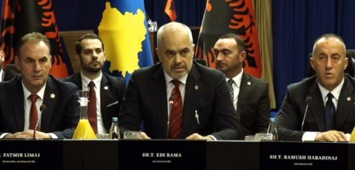 Albanien unterstützt Zollerhöhung gegen Serbien