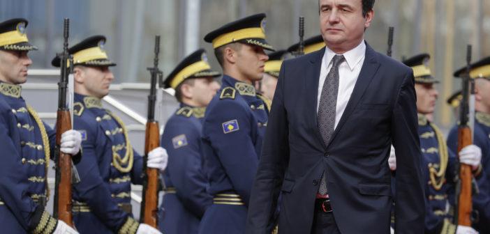 Kurti paralajmëron: Kosova rrezikon një tentim grusht shteti nga Rusia