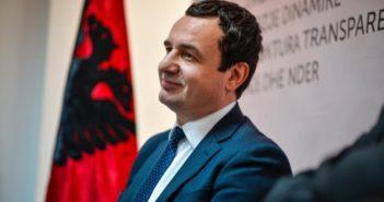 Albin Kurti: Auf Augenhöhe mit Serbien