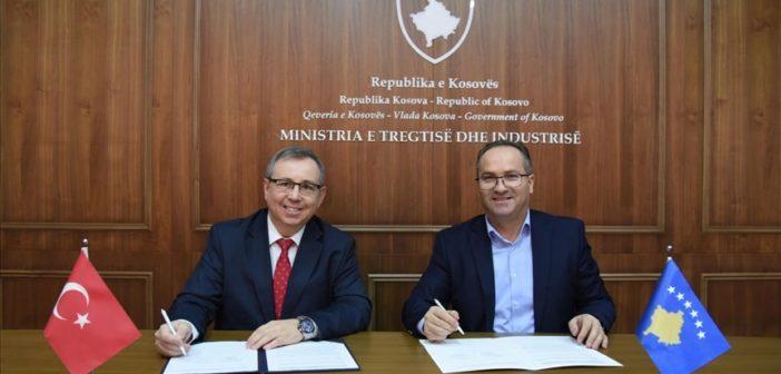 """Türkei und Kosovo unterzeichnen """"Technopark""""-Vertrag"""